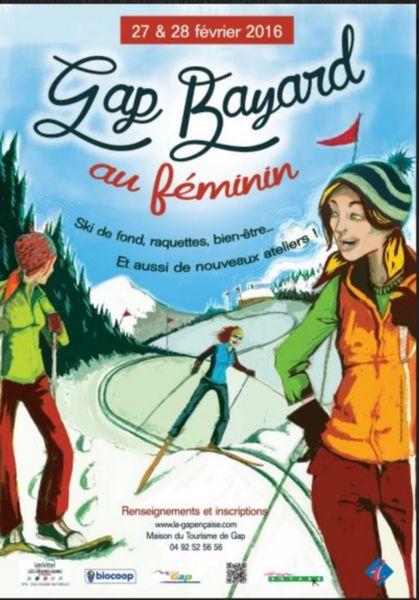 Gap Bayard au Féminin 2016